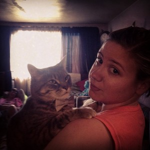 Casey and Cat (by Lauren Stanley)
