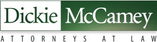 Dickie McCamey Attorneys at Law logo